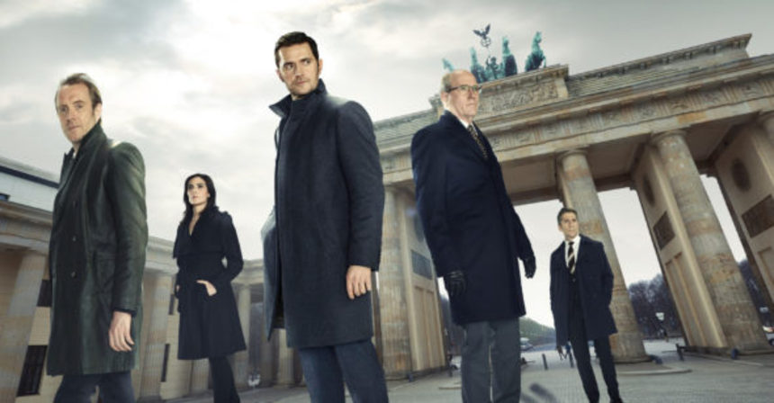 Review: BERLIN STATION, Cyber Cold War As Ripped Out of Newspaper Headlines