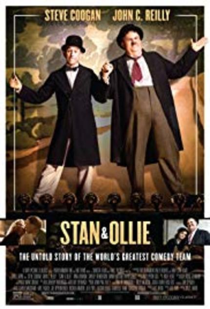 REVIEW: Stan & Ollie make for a tremendous ticklish tandem in this insightful dramedy biopic