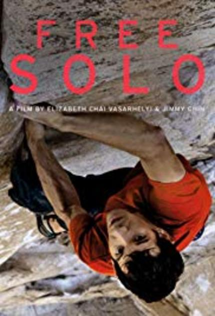 REVIEW: Free Solo is a dazzling documentary about athletic rock climbing worth hanging onto with gripping gumption