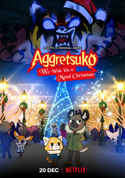 Genre Briefs: Jake Gyllenhaal Is THE GUILTY, Jodie Foster Is WOMAN AT WAR, New AGGRETSUKO