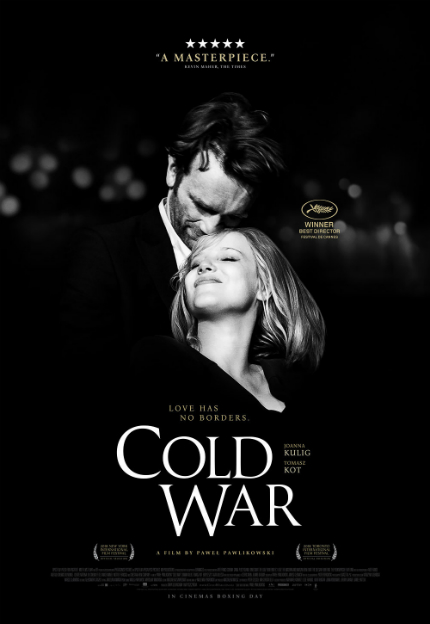 Review: COLD WAR, Tragic Love Story, Told at a Breezy Pace