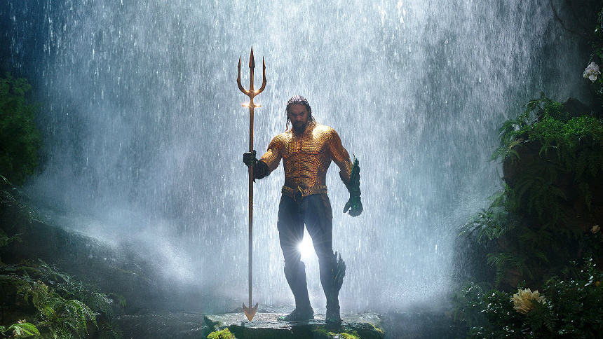 Review: AQUAMAN, Throwing Caution to the Sea, and Back Again