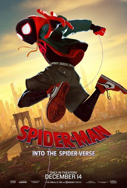Review: SPIDER-MAN: INTO THE SPIDER-VERSE, Once More With Feeling!