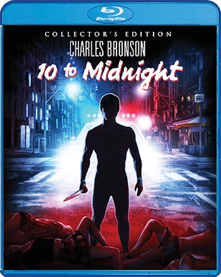 Blu-ray Review: 10 TO MIDNIGHT Thrills With Vengeful Glee