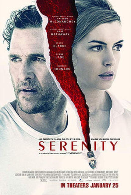 REVIEW: Serenity is a fishing boat thriller not worth the wobbly waves it floats on