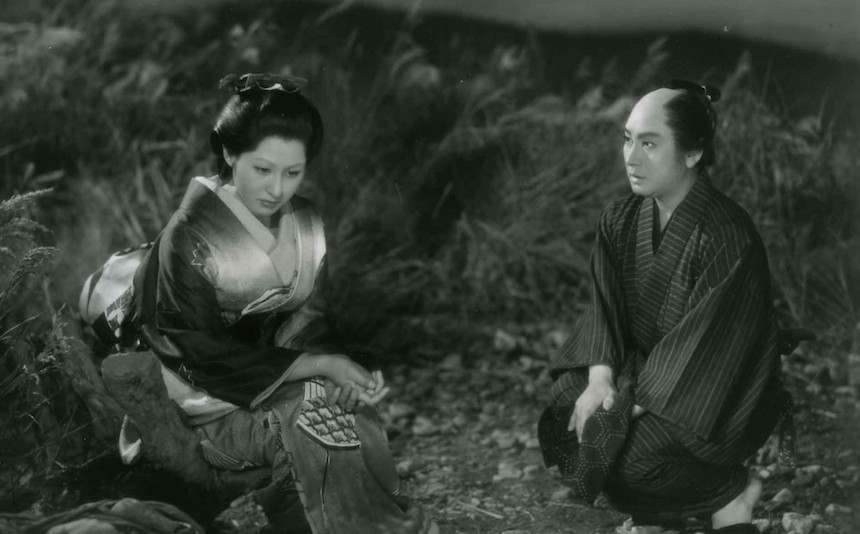 Blu-ray Review: Criterion Collection's A STORY FROM CHIKAMATSU