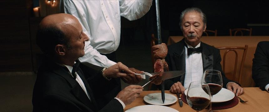 THE CANNIBAL CLUB (O CLUBE DOS CANIBAIS): Watch The New Trailer For Guto Parente's Brazilian Satirical Horror