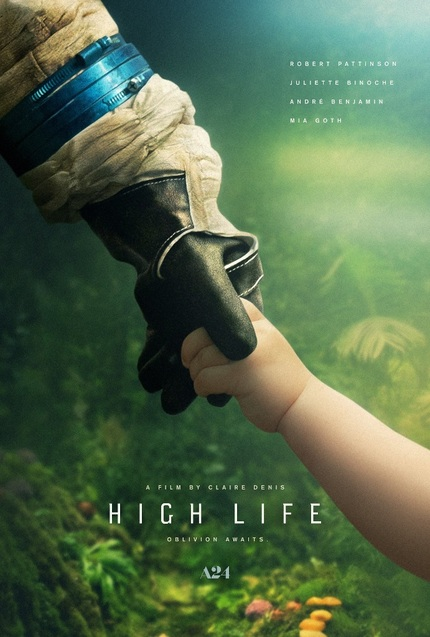 HIGH LIFE Trailer: Claire Denis' Sci-Fi Debut Lands in April