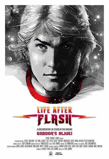 LIFE AFTER FLASH Leads Lineup of Boston SciFi Film Festival's 44th Edition