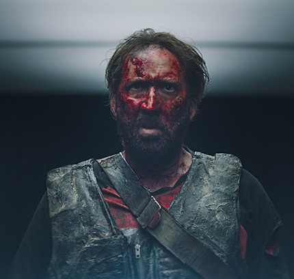 COLOR OUT OF SPACE: Nicolas Cage Joins Richard Stanley's Lovecraft Adaptation, Filming Begins Next Month