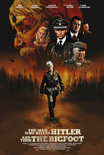 THE MAN WHO KILLED HITLER AND THEN THE BIGFOOT Trailer