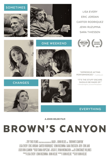 """Freestyle Digital Media acquires comedy-drama """"Brown's Canyon"""" for January Release"""