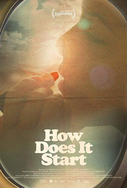 Sundance 2019: Trailer for Short Film HOW DOES IT START Explores A Girl's Desire to Understand Desire