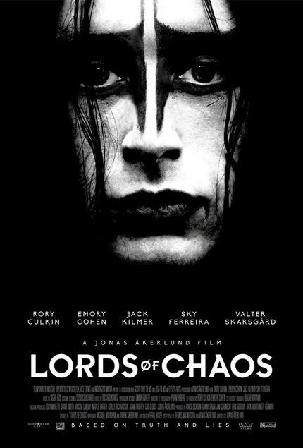 Trailer: Jonas Åkerlund's LORDS OF CHAOS Jumps Into The Fire That Forged The Blackest Metal
