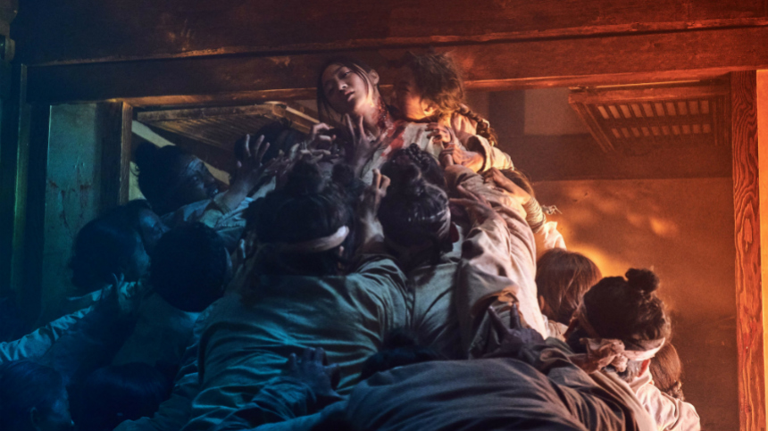 KINGDOM Trailer: Korean Zombies Roar to Life in a Period Setting