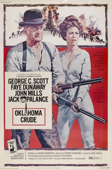 70s Rewind: OKLAHOMA CRUDE, Faye Dunaway Shines in Oily Western