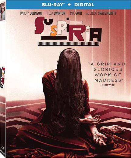 Now on Blu-ray: Guadagnino's SUSPIRIA Is An All New Witchy Vision
