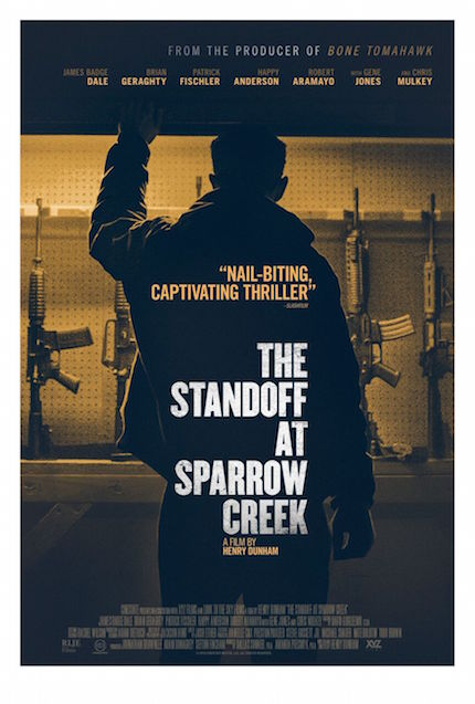 Watch: THE STANDOFF AT SPARROW CREEK Writer/Director Henry Dunham on His Terrific Mystery Film