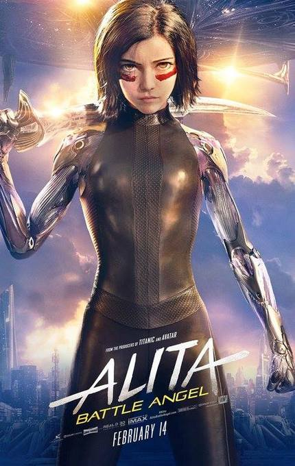 Review: ALITA: BATTLE ANGEL Soars Amid Forgivable Derivations