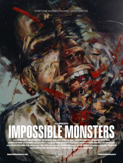 Cinequest 2019: Watch Exclusive IMPOSSIBLE MONSTERS Clip: Don't F--- This Up