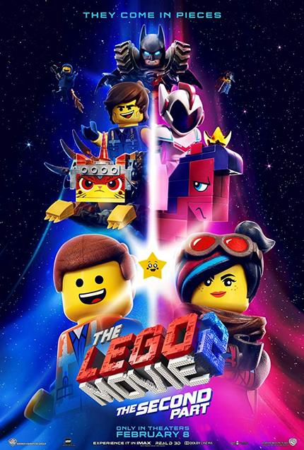 Review: THE LEGO MOVIE 2: THE SECOND PART Master-Breaks Its Way to Mediocrity