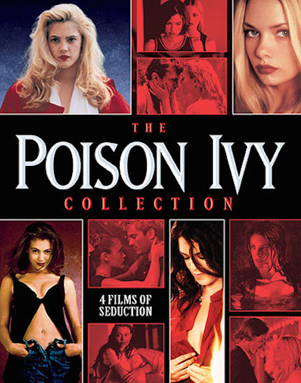 Blu-ray Review: The POISON IVY Collection - Tainted Love Indeed