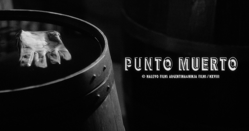 PUNTO MUERTO (DEAD END): Stills And Teaser Revealed For 40s Style Murder Mystery Film From Argentina