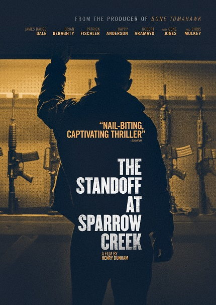 Giveaway: Win a DVD Copy of THE STANDOFF AT SPARROW CREEK
