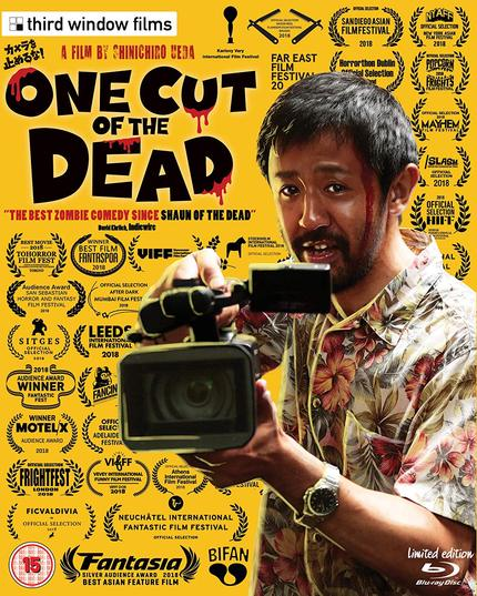 Now on Blu-ray: ONE CUT OF THE DEAD Is A Rapturous Experience You Can Now Share With Friends At Home