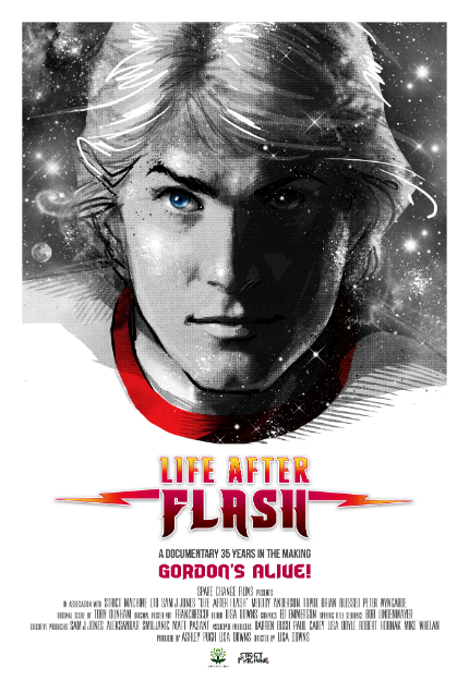 LIFE AFTER FLASH: Trailer For Charming Doc About Sam J. Jones