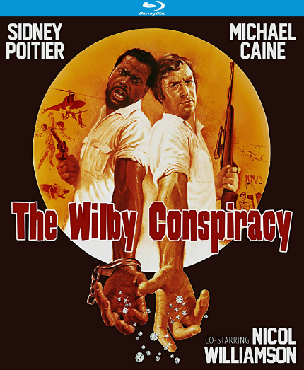 70s Rewind: THE WILBY CONSPIRACY, Poitier and Caine Go on the Run