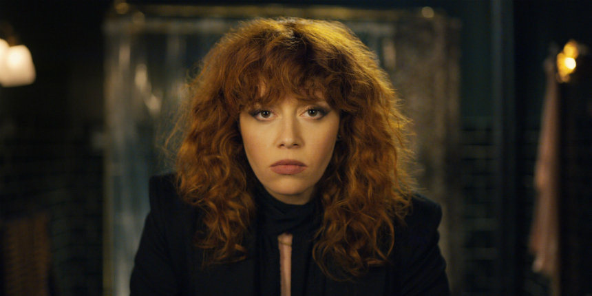 Notes on Streaming: RUSSIAN DOLL Rocks