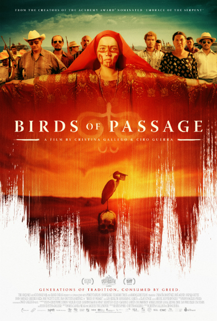 Review: BIRDS OF PASSAGE, How the Drug Trade Changes People