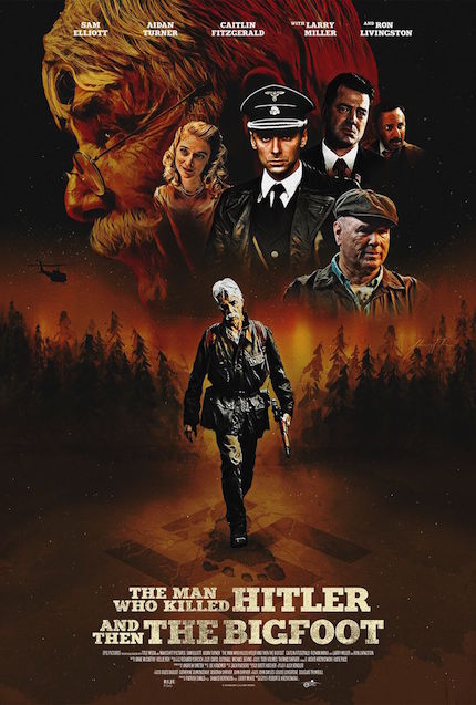 THE MAN WHO KILLED HITLER AND THEN THE BIGFOOT Interview: Robert D. Krzykowski on His Debut Feature