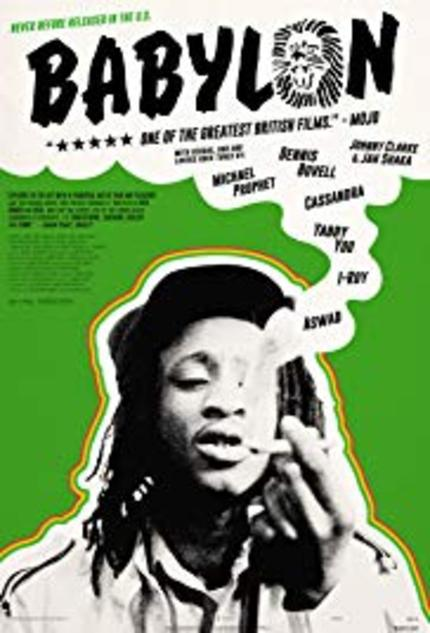 REVIEW: Babylon uncovers youthful Rastafarian racial rage in 1980's South London
