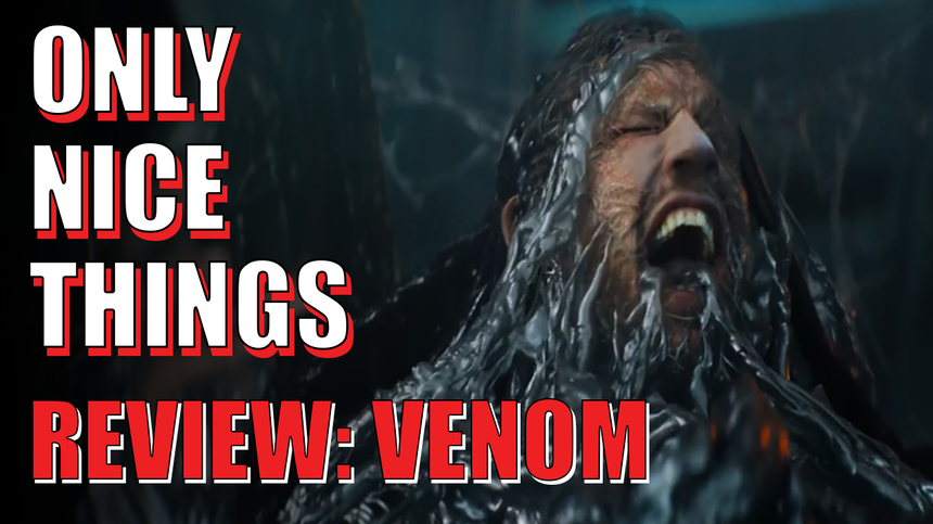 Drink Along Review: Venom - Is Tom Hardy the antidote that Sony needs for a superhero hit?