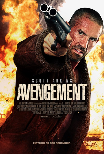 AVENGEMENT Exclusive Clip: Scott Adkins Throws Punches! So Many Punches!