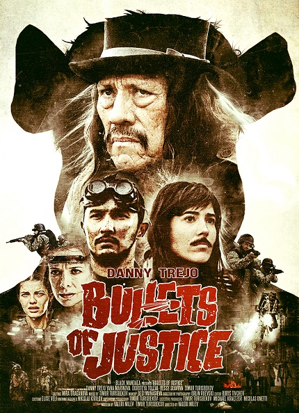 BULLETS OF JUSTICE: Moves From Pilot to Full Feature Film