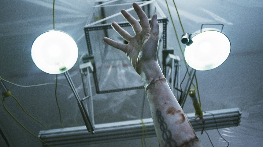 DEPRAVED: Watch The First Teaser For Larry Fessenden's Frankenstein Film