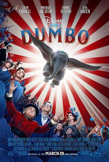 Review: DUMBO Flies Pretty Well for an Elephant