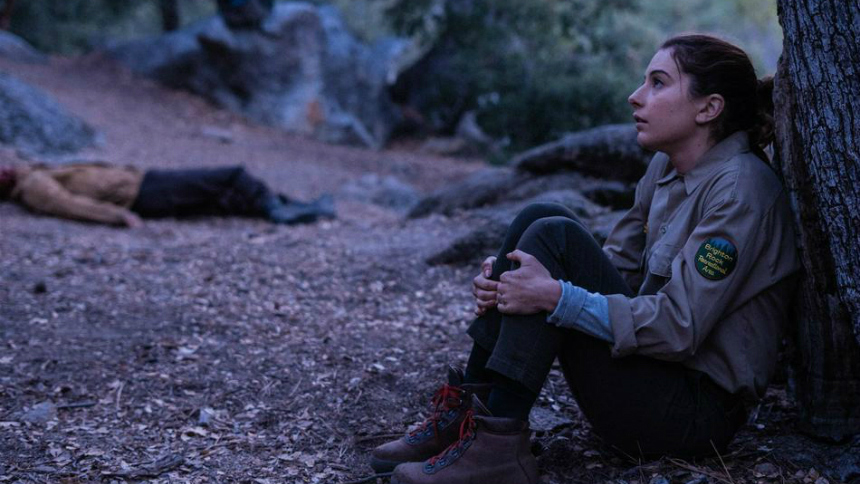 BODY AT BRIGHTON ROCK Trailer Teases Menace in the Woods