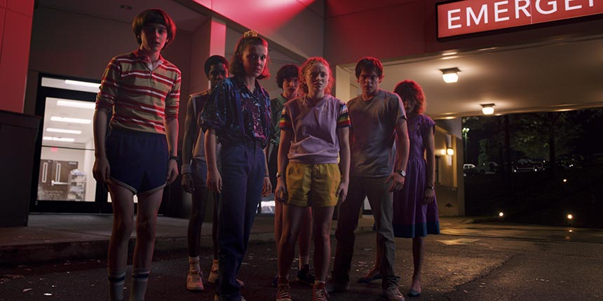 STRANGER THINGS 3: Watch The Trailer