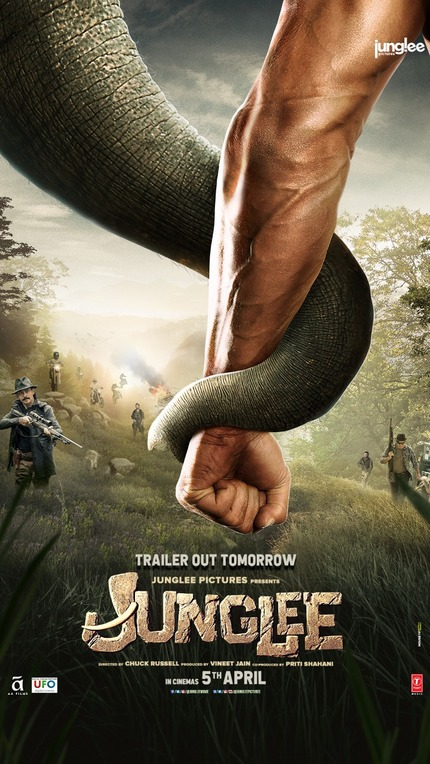 COMMANDO Star Vidyut Jammwal Returns In JUNGLEE, The Latest From DREAM WARRIORS Director Chuck Russell