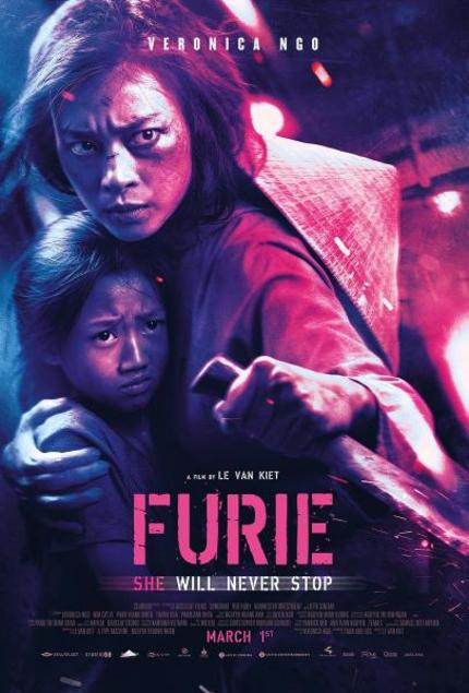 Review: Furie – Does Veronica Ngo How To Save Her Daughter?