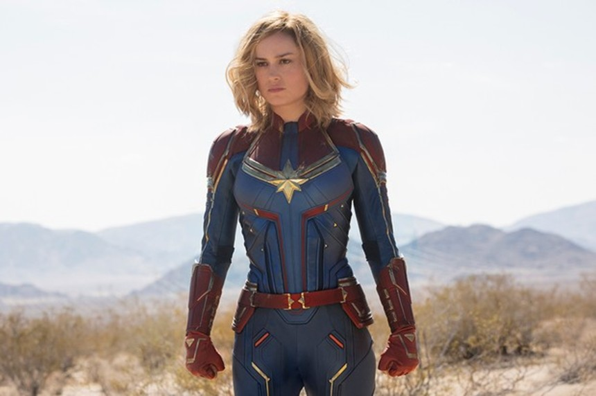 Review: CAPTAIN MARVEL is a Force to be Reckoned With