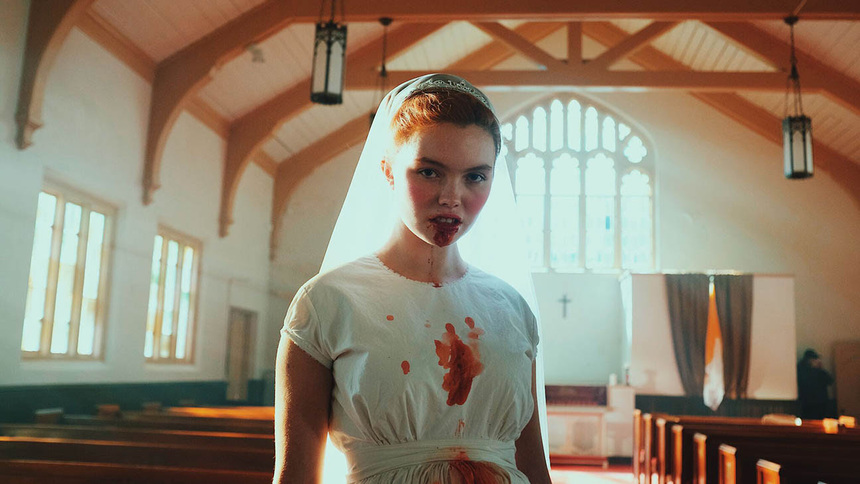 SXSW 2019: The First Footage From Pollyanna McIntosh's DARLIN' Teases Terror