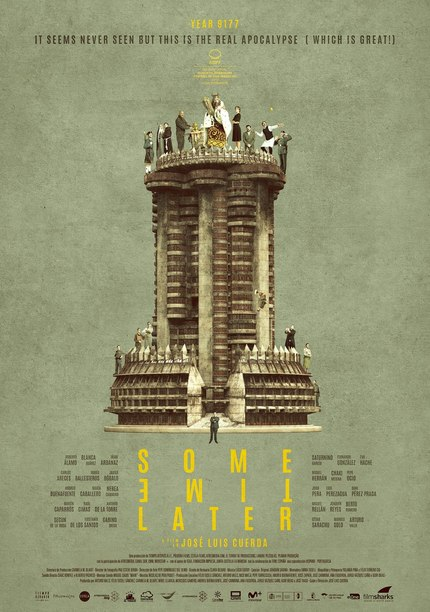 SOME TIME LATER: Watch The English Subtitled Trailer For Jose Luis Cuerda`s Dystopian Comedy
