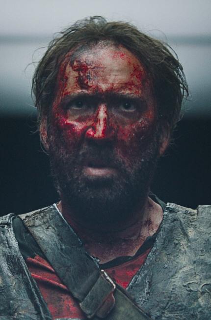 Nicolas Cage to Star in JIU JITSU Comic Book Adaptation