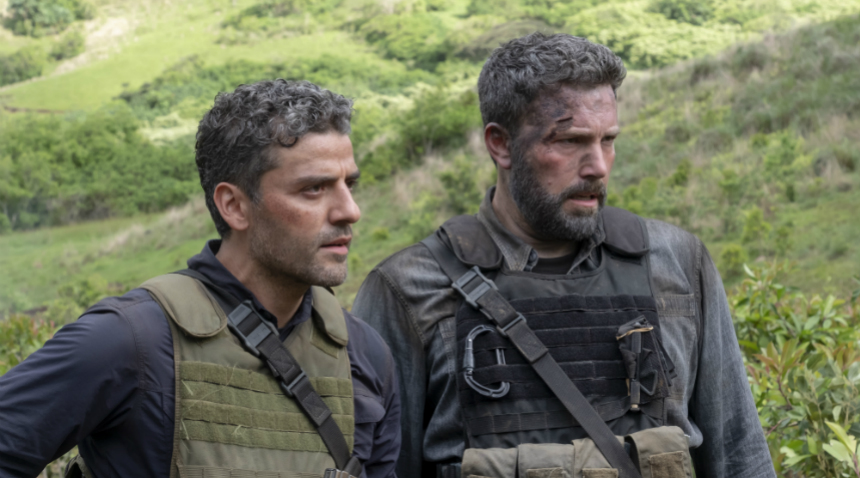 Notes on Streaming: TRIPLE FRONTIER, LOVE DEATH & ROBOTS