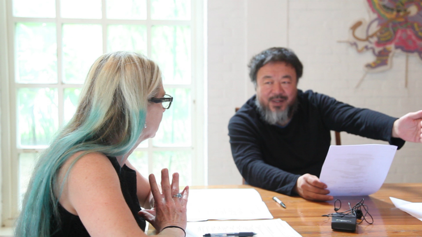 San Francisco 2019: Watch Exclusive AI WEIWEI: YOURS TRULY Clip